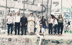 Δημοσιογραφική αποστολή ΑΜΙ στην Παλαιστίνη
